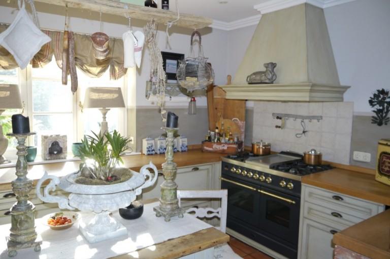 romantische landhausk che m belwerkstatt hamkens. Black Bedroom Furniture Sets. Home Design Ideas