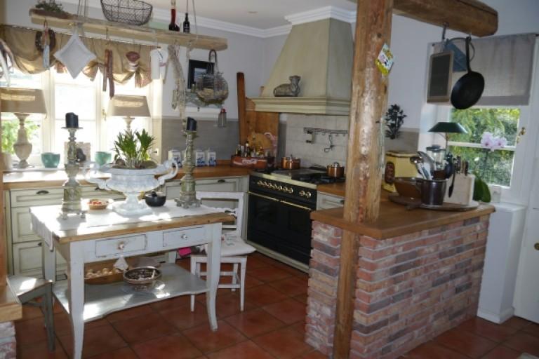 Romantische Küchen romantische landhausküche möbelwerkstatt hamkens