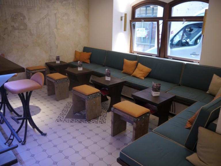 barbereich hotel m nchner hof m belwerkstatt hamkens. Black Bedroom Furniture Sets. Home Design Ideas