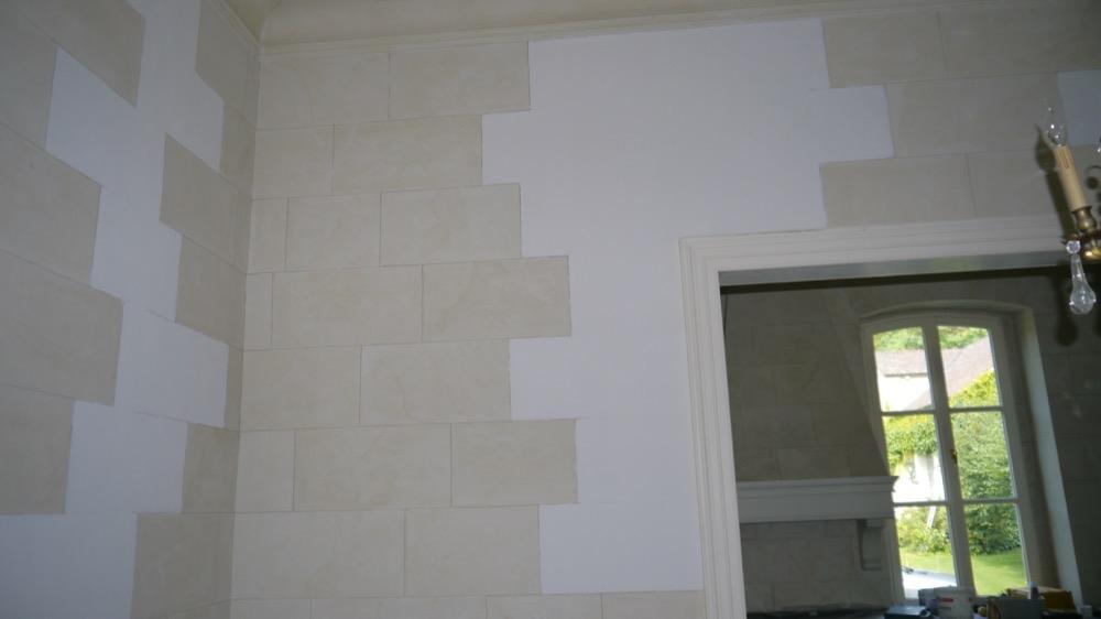 Moebelwerkstatt-Hamkens-Moebeltischlerei-Hamburg-Fassmalerei-Wand-1-vorher